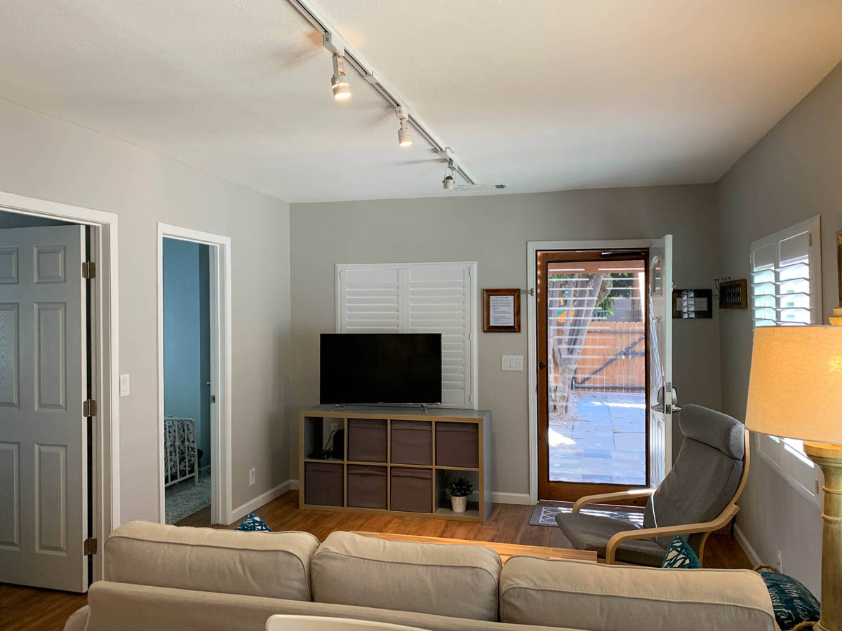 3-TV-on-media-cabinet-front-door-open